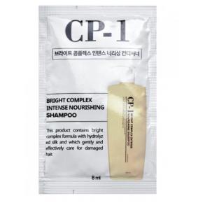 """Бессульфатный протеиновый шампунь """"Интенсивное питание"""" Esthetic House CP-1 Bright Complex Intense Nourishing Shampoo"""