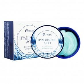 Гидрогелевые патчи для глаз с гиалуроновой кислотой Esthetic House Hyaluronic Acid Hydrogel Eye Patch