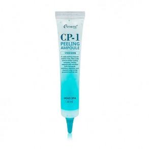 Пилинг-сыворотка для глубокого очищения кожи головы Esthetic House Cp-1 Head Spa Peeling Ampoule