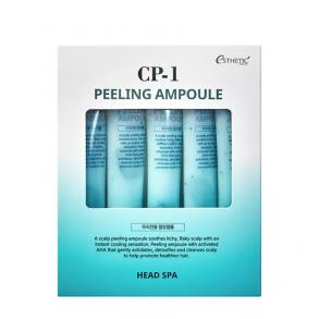 Пилинг-сыворотка для очищения кожи головы от себума и загрязнений Esthetic House CP-1 Peeling Ampoule (5 items)
