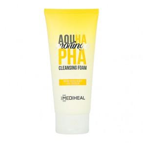 Пенка для умывания с РНА кислотой Mediheal Aquha Moringa PHA Cleansing Foam