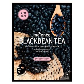 Маска для лица с экстрактом черных бобов Mediheal Meience Blackbean Tea Mask