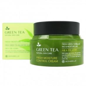 Крем увлажняющий с экстрактом зеленого чая Enough Bonibelle Green Tea Fresh Moisture Control Cream