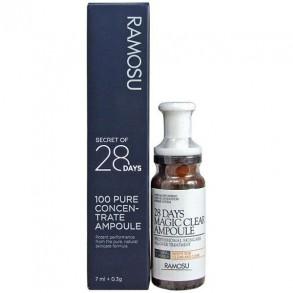 Отбеливающая сыворотка с витамином С Ramosu 28 Days Magic Clear Ampoule