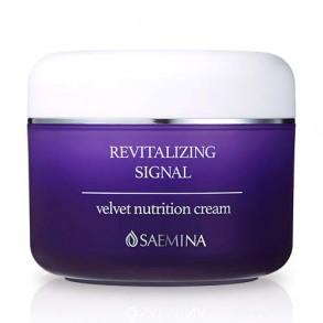 SAEMINA Revitalizing Signal Velvet Nutrition Cream