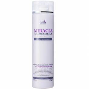 Эссенция для фиксации и объема волос с системой памяти локонов La'dor Miracle Volume Essence