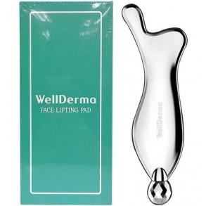 Массажер для подтяжки контура лица Wellderma Face Lifting Pad
