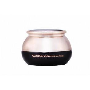 Антивозрастной спа-крем для лица с германием WellDerma Revital Ge Cream