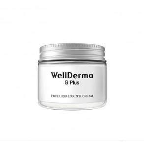 Питательный крем с маслом ши для сухой кожи WellDerma G Plus Embellish Essence Cream