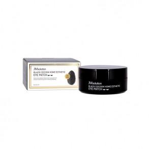 Гидрогелевые ультраувлажняющие патчи Jm Solution Black Cocoon Home Esthetic Eye Patch