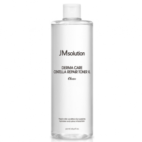 Восстанавливающий тонер с экстрактом центеллы JM Solution Derma Care Centella Repair Toner XL