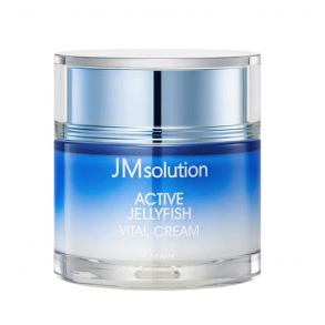 Крем для лица с экстрактом медузы JMsolution Active Jellyfish Vital Cream Prime