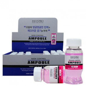Ампулы для сухих и поврежденных волос Imonpro Damage Control Ampoule Professional