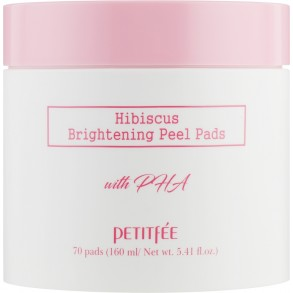 Petitfee&Koelf Hibiscus Brightening Peel Pads