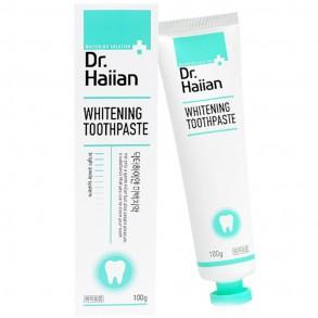 Отбеливающая зубная паста May Island Dr.Haiian Whitening Toothpaste