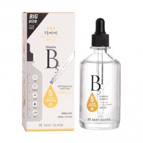 Витаминная сыворотка для лица May Island B5 Vitamin Source