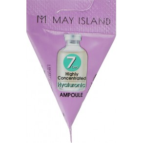 Сыворотка с гиалуроновой кислотой May Island 7 Days Highly Concentrated Hyaluronic Ampoule 3g