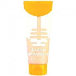 Питательная маска для блеска волос May Island Egg Mayonnaise Honey Hair Treatment Pack