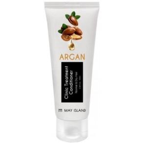 Восстанавливающий кондиционер для волос с аргановым маслом May Island Argan Clinic Treatment Conditioner