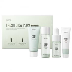 Набор для ухода за проблемной кожей Nacific Fresh Cica Plus Clear Kit