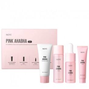 Регенерирующий набор с кислотами Nacific Pink AHA/BHA Kit