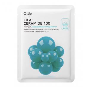Тканевая маска для усиления барьерного слоя на лице Ottie Fila Ceramide 100 Mask