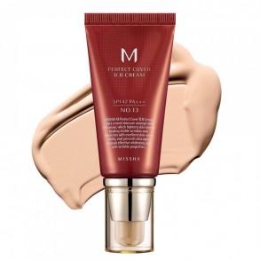 ББ-крем Missha M Perfect Cover BB Cream SPF42/PA ++ №13 (Bright Beige)