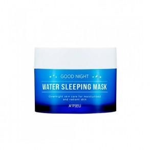 Увлажняющая ночная маска для лица с гелевой текстурой A'pieu Good Night Water Sleeping Mask