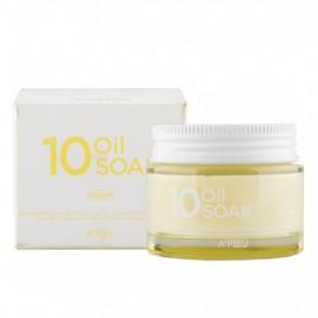 Интенсивный крем на основе драгоценных масел A'pieu 10 Oil Soak Cream