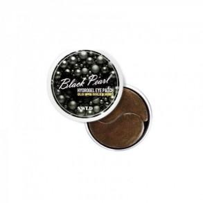 Гидрогелевые патчи с экстрактом черного жемчуга Milatte SWLD Bania Black Pearl Hydrogel Eye Patch