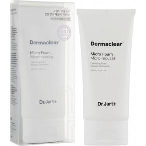 Пенка для умывания глубокого очищения Dr. Jart+ Dermaclear Micro Foam Mousse