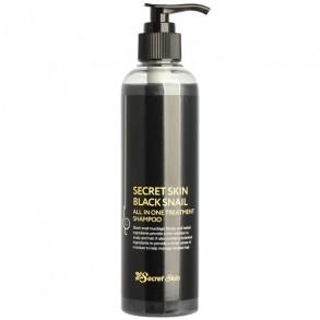 Secret Skin Black Snail All In One Treatment Shampoo