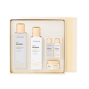 Набор для лица для сухой и поврежденной кожи It's Skin Cera Routine Special Set