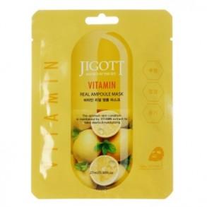 Jigott Vitamin Real Ampoule Mask