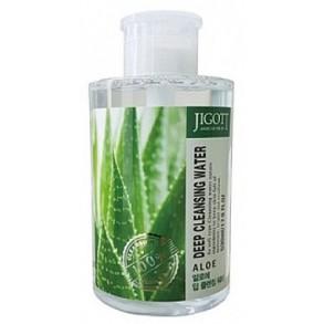 Jigott Aloe Deep Cleansing Water