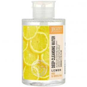 Jigott Lemon Deep Cleansing Water
