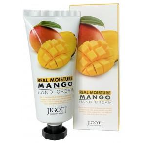 Jigott Real Moisture Mango Hand Cream