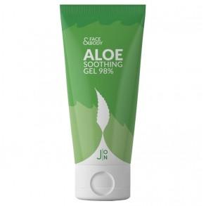 Гель универсальный с алое J:ON Face & Body Aloe Soothing Gel 98%