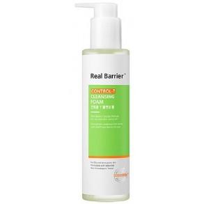 Очищающая пенка для кожи склонной к жирности Real Barrier Control-T Cleansing Foam