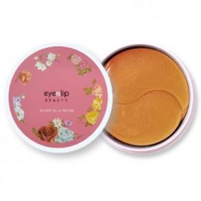 Eyenlip Salmon Oil & Peptide Hydrogel Eye Patch