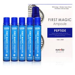Антивозрастная сыворотка с пептидами Eyenlip First Magic Ampoule Peptide