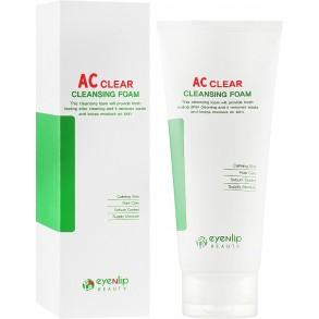 Пенка для умывания для проблемной кожи Eyenlip AC Clear Cleansing Foam