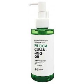 Гидрофильное масло с центеллой азиатской для чувствительной кожи Eyenlip pH Cica Cleansing Oil