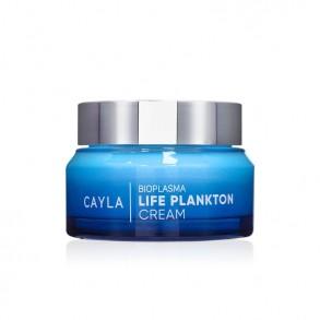 Отбеливающий крем против морщин Cayla Bioplasma Life Plankton Cream