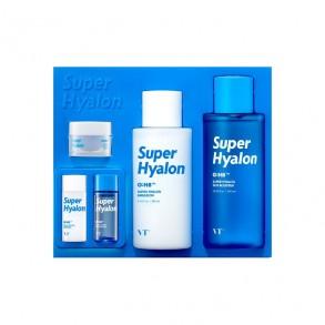 Набор интенсивно увлажняющих средств Vt Cosmetics Super Hyalon Skin Care Set