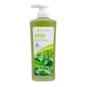 Расслабляющий лосьон для тела с травяными экстрактами 3W Clinic Relaxing Body Lotion Herb