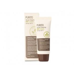 ББ-крем с муцином улитки Purito Snail Clearing BB Cream SPF38 PA+++ #27 Sand Beige
