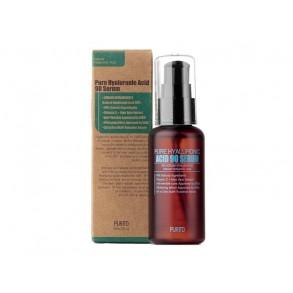 Глубоко увлажняющая сыворотка для лица с гиалуроновой кислотой Purito Pure Hyaluronic Acid 90 Serum