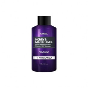 Маска-кондиционер для волос Kundal Honey & Macadamia Amber Vanilla Treatment