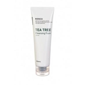 Пенка для умывания с маслом чайного дерева A'pieu Nonco Tea Tree Cleansing Foam